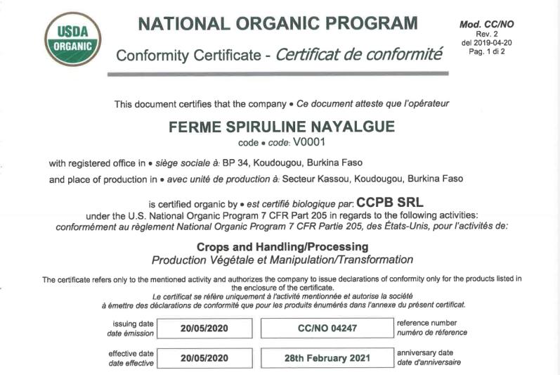 photo de certificat 2